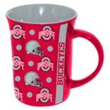 Ohio State Buckeyes Line Up Coffee Mug
