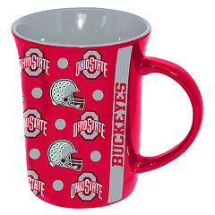 Ohio State Buckeyes Line Up Coffee Mug