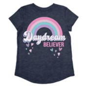 "Girls 4-12 Jumping Beans® ""Daydream Believer"" Graphic Tee"