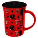 Texas Tech Red Raiders Line Up Coffee Mug