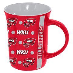 Western Kentucky Hilltoppers Line Up Coffee Mug
