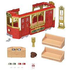 Calico Critters Ride Along Train