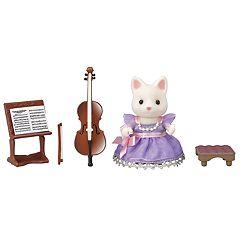 Calico Critters Cello Concert Set