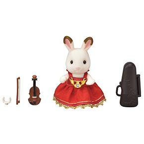 Calico Critters Violin Concert Set