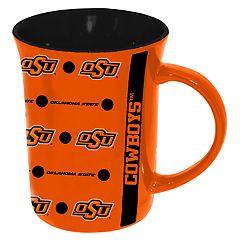 Oklahoma State Cowboys Line Up Coffee Mug
