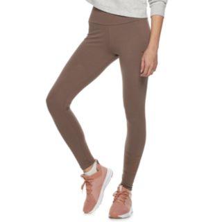 Women's PUMA Athletic Logo High-Waisted Leggings