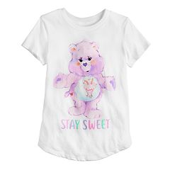 Girls 4-10 Jumping Beans® Care Bears 'Stay Sweet' Graphic Tee