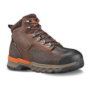 c703cc3fad9 Timberland PRO Ridgework Men's Waterproof Composite Toe Work Boots