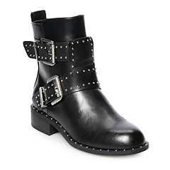 Style Charles by Charles David Trove Women's Moto Boots