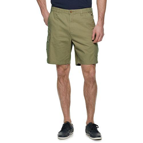 Big & Tall Croft & Barrow® Twill Cargo Shorts