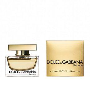 DOLCE & GABBANA The One Women's Perfume - Eau de Parfum
