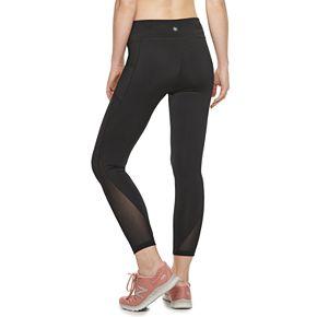 Women's Tek Gear® Performance Side Pocket Midrise Ankle Leggings
