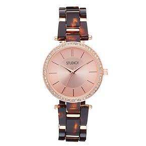 Studio Time Women's Crystal Watch