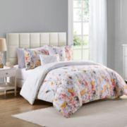 VCNY Misha Reversible Floral Quilt Set