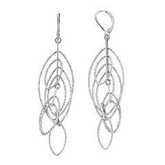 Simply Vera Vera Wang Drop Earrings