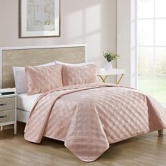 VCNY Diana Pinsonic Quilt Set