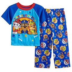 Toddler Boy Paw Patrol Top & Bottoms Pajama Set