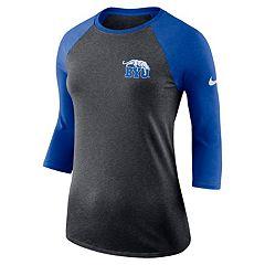 Women's Nike BYU Cougars Vault Tee