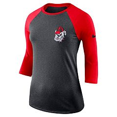 Women's Nike Georgia Bulldogs Vault Tee