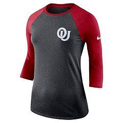 Women's Nike Oklahoma Sooners Vault Tee