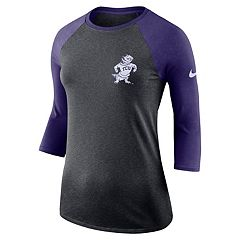 Women's Nike TCU Horned Frogs Vault Tee
