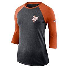 Women's Nike Texas Longhorns Vault Tee
