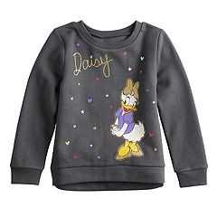 Disney's Daisy Duck Toddler Girl Softest Fleece Pullover by Jumping Beans®