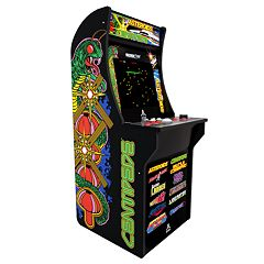 Arcade 1Up with 12-in-1 Arcade Games & Riser
