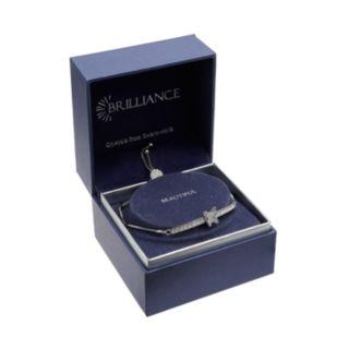 Brilliance Butterfly Adjustable Bracelet with Swarovski Crystals