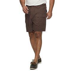Men's Croft & Barrow Twill Cargo Shorts