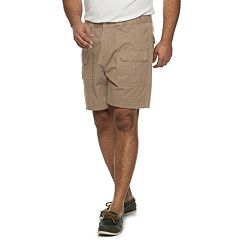 Men's Croft & Barrow Twill Cargo Shorts