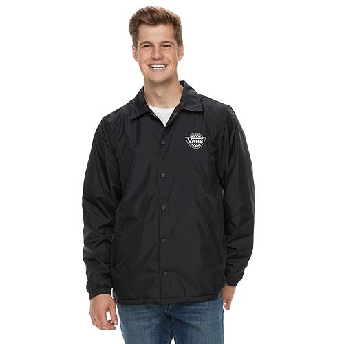 Men's Vans Onlyed 2-K Jacket