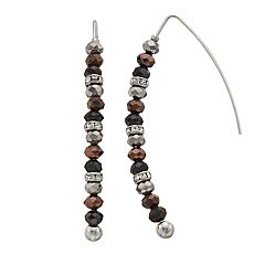 Simply Vera Vera Wang Beaded Earrings
