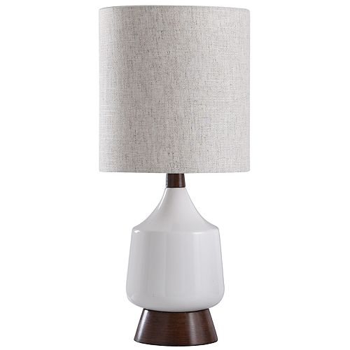 Style Craft Desert Bloom Table Lamp