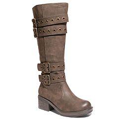 Two Lips Too Too Janice Women's Knee High Boots