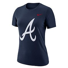 Women's Nike Atlanta Braves Dri-FIT Tee