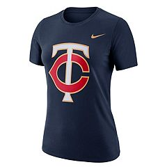 Women's Nike Minnesota Twins Dri-FIT Tee