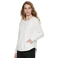 Women's ELLE™ Pullover Sweatshirt