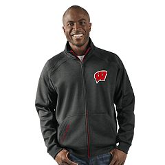Men's Wisconsin Badgers Rapidity Jacket