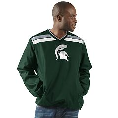 Men's Michigan State Spartans Progression Pullover