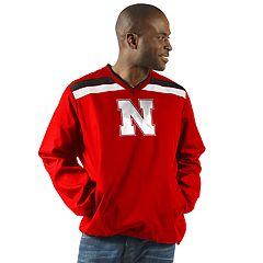 Men's Nebraska Cornhuskers Progression Pullover