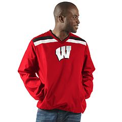 Men's Wisconsin Badgers Progression Pullover