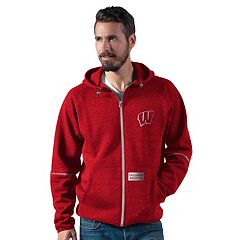 Men's Wisconsin Badgers Position Hoodie