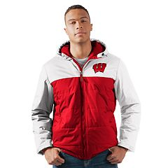 Men's Wisconsin Badgers Exploration Parka Jacket