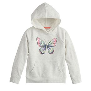 Girls 4-12 SONOMA Goods for Life? Embellished Graphic Hoodie