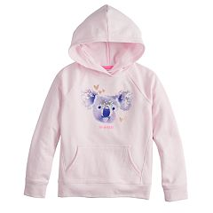 Girls 4-12 SONOMA Goods for Life™ Embellished Graphic Hoodie