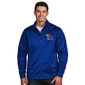 Men's Antigua Kansas Jayhawks Golf Jacket