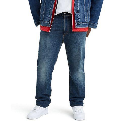 Big & Tall Levi's® 502™ Regular Taper-Fit Stretch Jeans