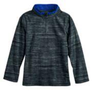 Boys 4-12 Jumping Beans® Quarter Zip Fleece Pullover