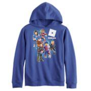 Boys 8-20 Roblox Soccer Fleece Pull-Over Hoodie